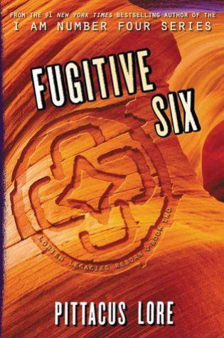 Fugitive Six (Lorien Legacies Reborn #2) Book Pdf ePub