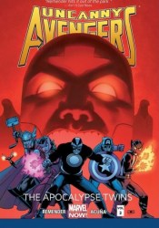Uncanny Avengers, Volume 2: The Apocalypse Twins Pdf Book