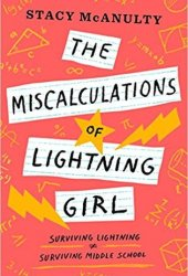 The Miscalculations of Lightning Girl Book