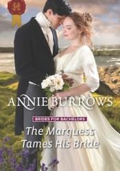 The Marquess Tames His Bride Pdf Book
