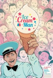 Ice Cream Man Vol. 1: Rainbow Sprinkles Book