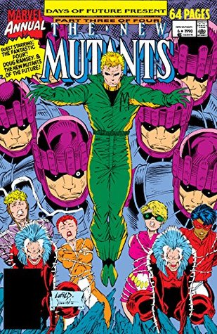 New Mutants (1983-1991) Annual #6