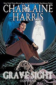 Grave Sight, Part 6 (Harper Connelly Graphic Novel #1.6)