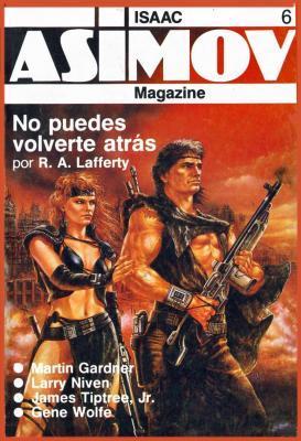 Isaac Asimov Magazine 6