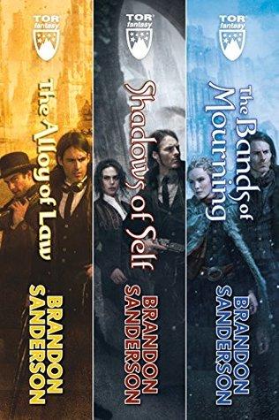 Mistborn: The Wax and Wayne Series: