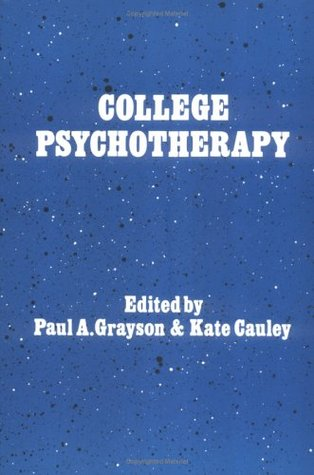 College Psychotherapy