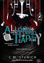 Allison and the Torrid Tea Party (Harem Of Hearts, #2) Pdf Book