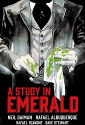 A Study in Emerald Book