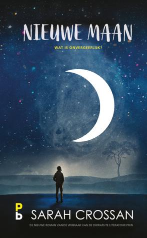 Nieuwe Maan (EN: Moonrise) Boek omslag
