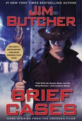 Brief Cases (The Dresden Files, #15.1) Book