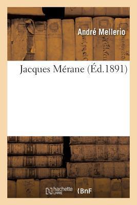 Jacques Ma(c)Rane