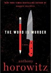 The Word Is Murder (Hawthorne, #1) Pdf Book