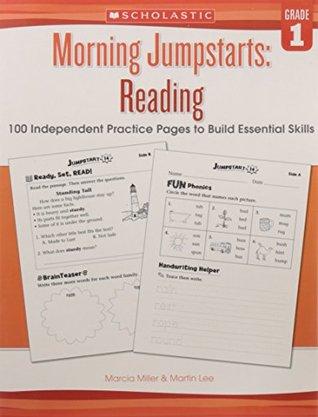 Morning Jumpstarts: Reading Grade 1 [Paperback] [Jan 01, 2017] R.L.STINE