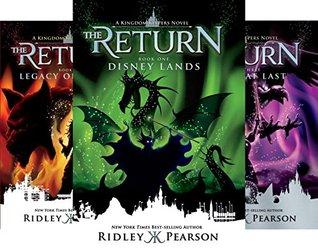 Kingdom Keepers- The Return (3 Book Series)