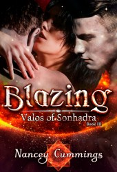 Blazing (Valos of Sonhadra, #3) Pdf Book
