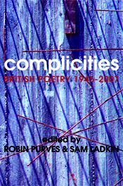 Complicities: British Poetry 1945-2007