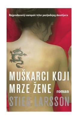 Muskarci Koji Mrze Zene: Hrvatske Knjige