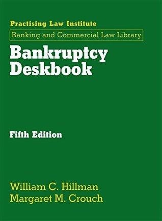 Bankruptcy Deskbook (September 2016 Edition)