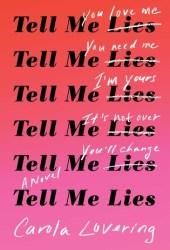Tell Me Lies Book