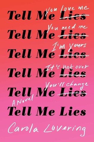 REVIEW:  TELL ME LIES by Carola Lovering