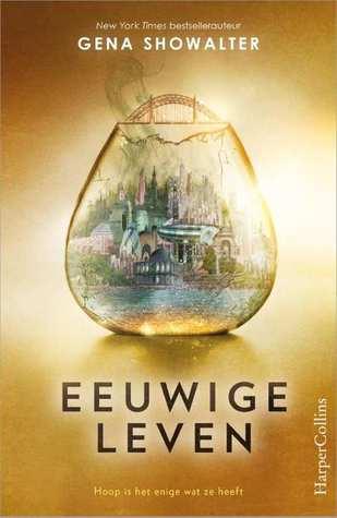 Eeuwige Leven (EN: Everlife) Boek omslag
