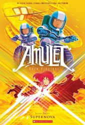 Supernova (Amulet, #8) Book Pdf