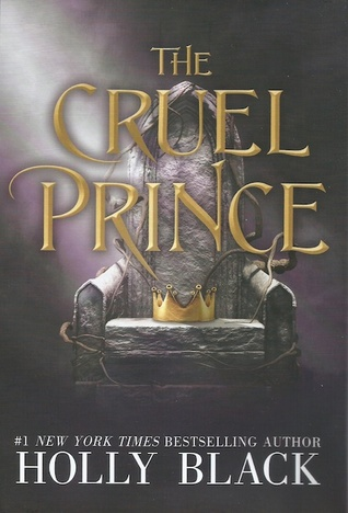 Recensie: The cruel prince van Holly Black