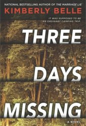 Three Days Missing Book