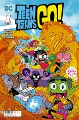 Teen Titans Go! #1