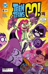 Teen Titans Go! #6