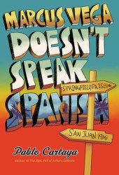 Marcus Vega Doesn't Speak Spanish Pdf Book