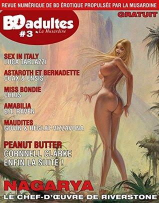 BD-Adultes - Revue numérique de BD érotique #3