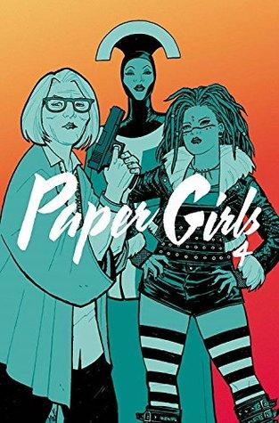 Paper Girls, Vol. 4 (Paper Girls, #4)