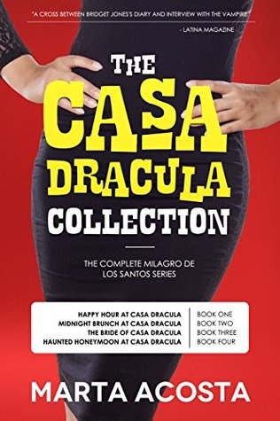 The Casa Dracula Collection: Box Set of Casa Dracula Books 1-4