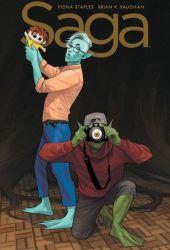 Saga #51 Book