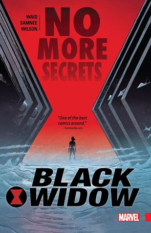 Black Widow, Volume 2: No More Secrets