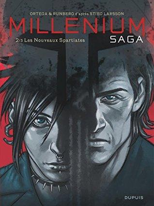 Millénium saga - Tome 2 - Les Nouveaux Spartiates
