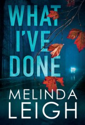 What I've Done (Morgan Dane, #4) Book Pdf
