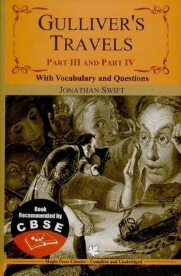Gulliver's Travels Part III & IV (Class 9) (CBSE)