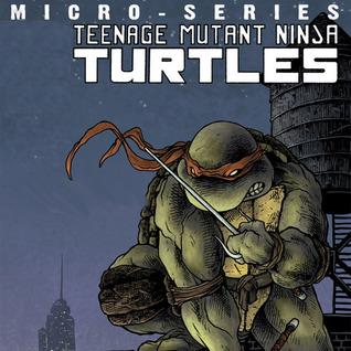 Teenage Mutant Ninja Turtles Micro Series (Collections) (2 Book Series)