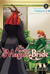 The Ancient Magus' Bride, Vol. 8 Book Pdf