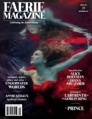 Faerie Magazine #35, Summer 2016