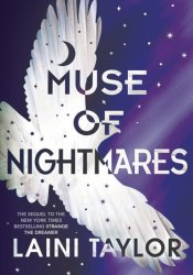 Muse of Nightmares (Strange the Dreamer, #2) Book by Laini Taylor