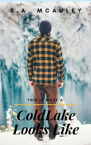 This is What a Cold Lake Looks Like