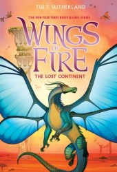 The Lost Continent (Wings of Fire, #11) Book