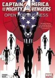 Captain America and the Mighty Avengers, Volume 1: Open for Business Pdf Book
