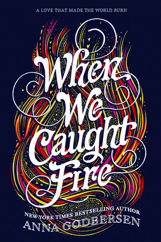 When We Caught Fire by Anna Godbersen Book Cover