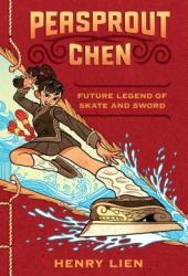 Peasprout Chen, Future Legend of Skate and Sword Book