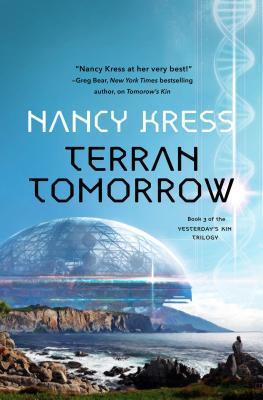 Terran Tomorrow (Yesterday's Kin Trilogy, #3)