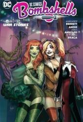 DC Comics: Bombshells Vol. 6: War Stories Book